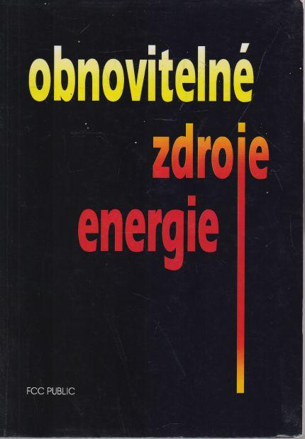 Miroslav Cenek a kol. - Obnovitelné zdroje energie