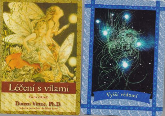 Doreen Virtue - Léčení s vílami