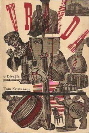 Tom Kristensen - Vražda v divadle pantomimy