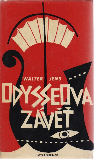 Walter Jens - Odysseova závěť
