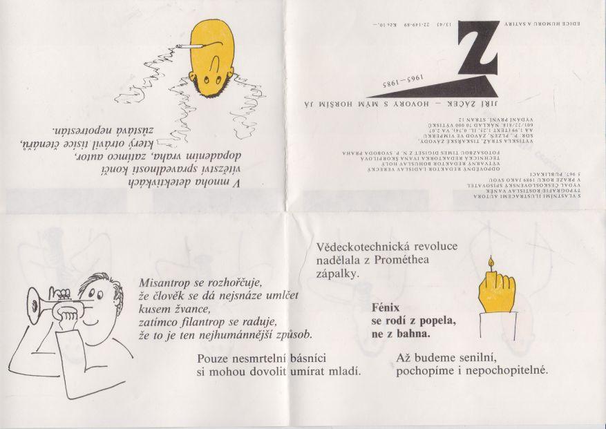 Jiří Žáček - Hovory s mým horším Já