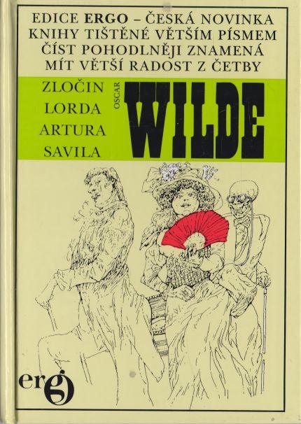 Oscar Wilde - Zločin lorda Artura Savila