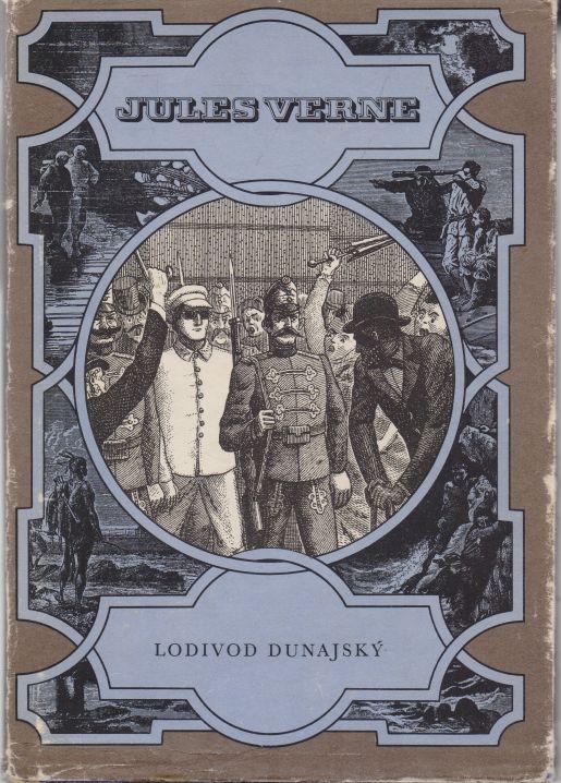 Jules Verne - Lodivod dunajský