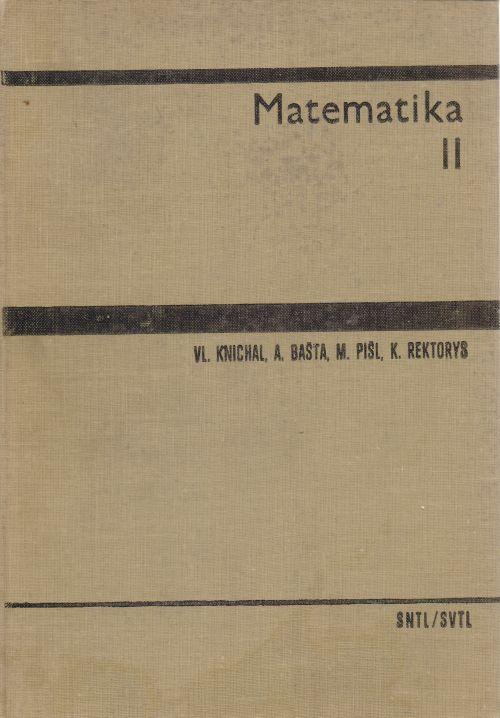 Vl. Knichal a kol. - Matematika II