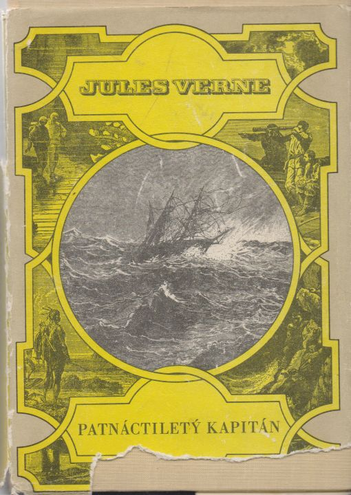 Jules Verne - Patnáctiletý kapitán