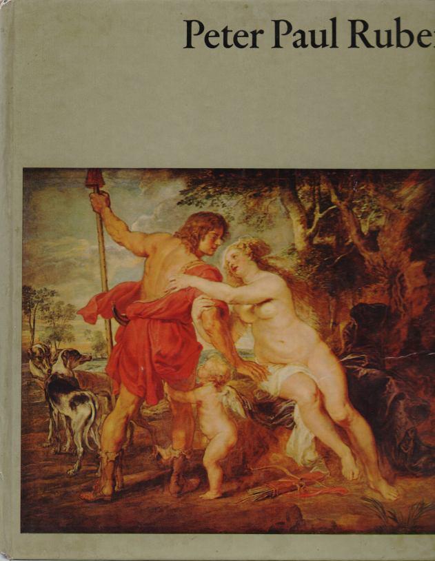 Gotz Eckardt - Welt der Kunst - Peter Paul Rubens