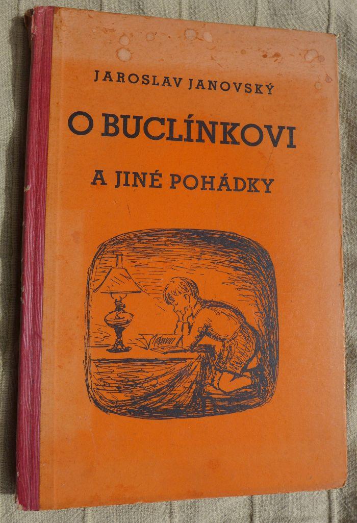 Jaroslav Janovský - O Buclínkovi a jiné pohádky