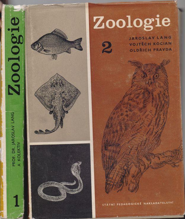 Jaroslav Lang a kol. - Zoologie 1+2