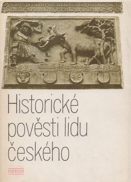 August Sedláček - Historické pověsti lidu českého