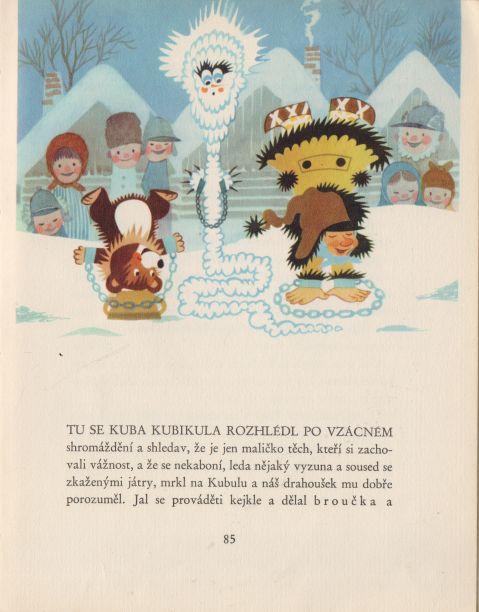 Vladislav Vančura - Kubula a Kuba Kubikula