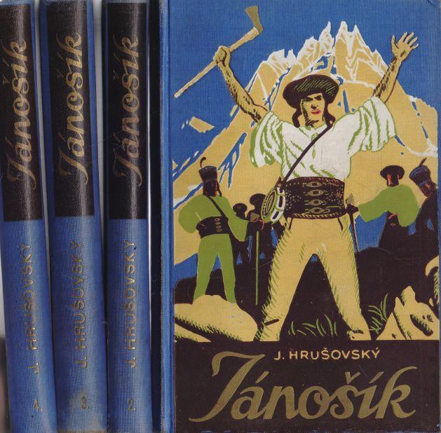J. Hrušovský - Jánošík 1-4