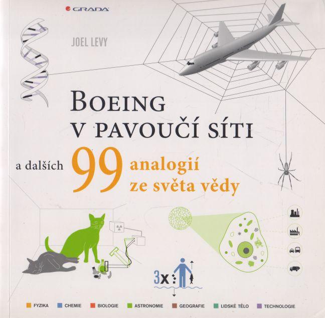 Joel Levy - Boeing v pavoučí síti