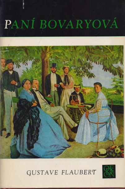 Gustave Flaubert - Paní Bovaryová