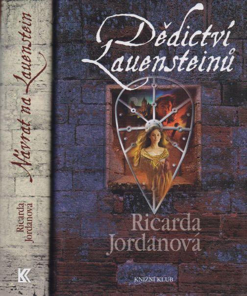 Ricarda Jordanová - Dědictví Lauensteinů