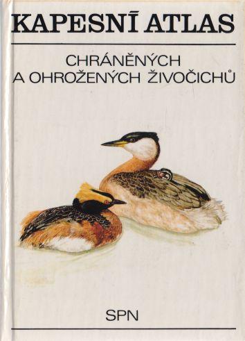 Pavel Pecina, Alena Čepická - Kapesní atlas chráněných a ohrožených živočichů 2