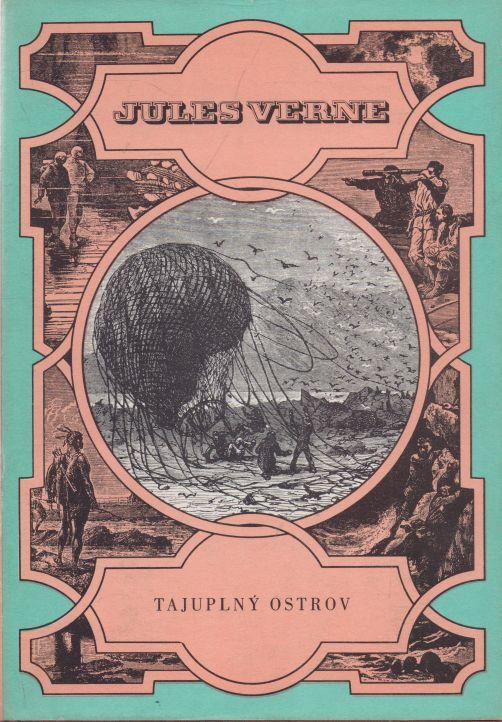 Jules Verne - Tajuplný ostrov
