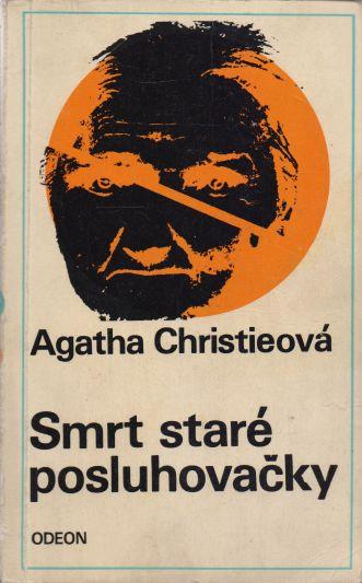 Agatha Christie - Smrt staré posluhovačky