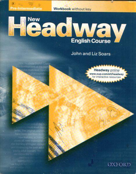 John and Liz Soars - New Headway Workbook without key Pre-Intermediate