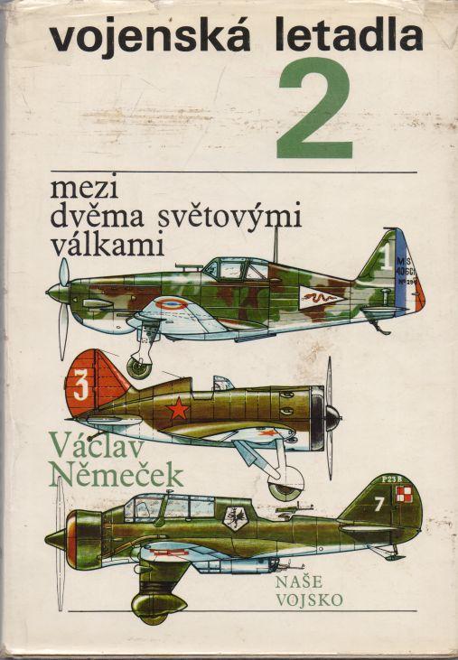 Václav Němeček - Vojenská letadla 2
