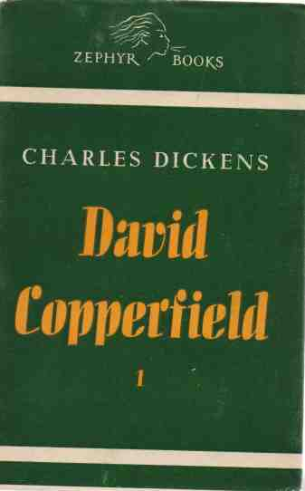 Charles Dickens - David Copperfield 1+2 - anglicky