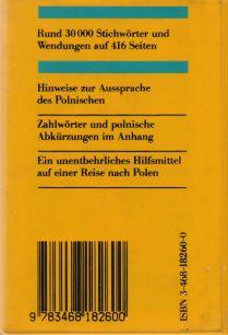 - Langenscheidts Universal-Wörterbuch. Polnisch-Deutsch. Deutsch-Polnisch.