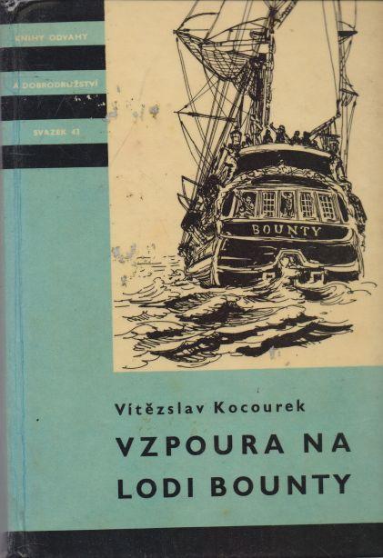 Vítězslav Kocourek - Vzpoura na lodi Bounty