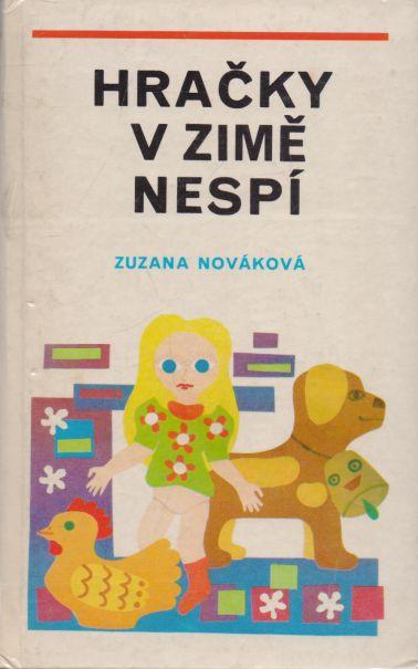 Zuzana Nováková - Hračky v zimě nespí