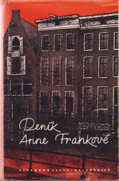 - Deník Anne Frankové