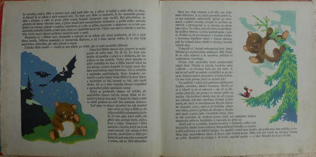Josef Menzel - Míša Kulička v rodném lese