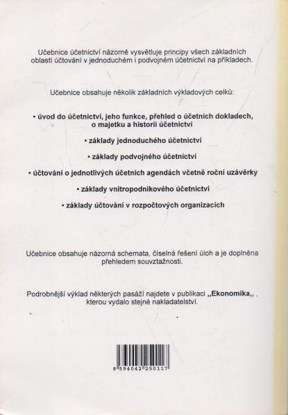 Dagmar Preislerová - Účetnictví pro střední školy, pro podnikatele
