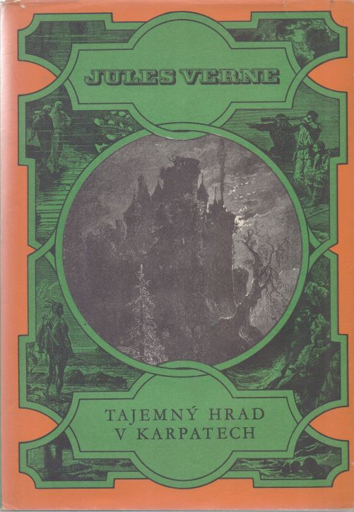 Jules Verne - Tajemný hrad v Karpatech