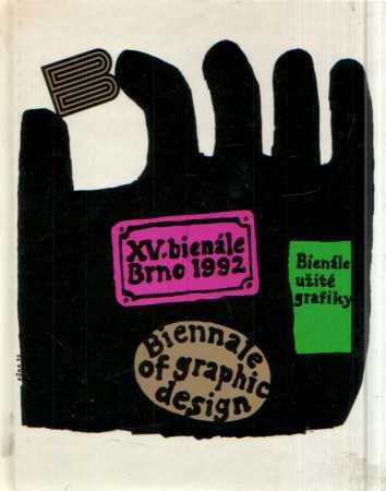 - XV. bienále užité grafiky Brno 1992