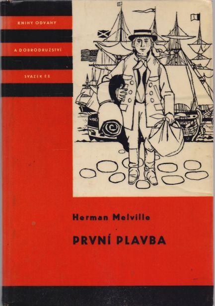 Herman Melville - První plavba