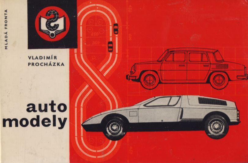 Vladimír Procházka - Auto modely