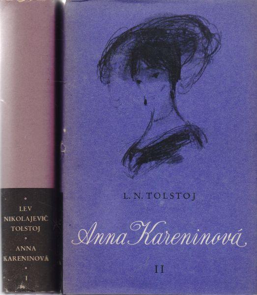 L.N. Tolstoj - Anna Kareninová 1+2