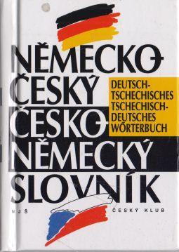 Miloslav Čech - Německo-český, česko-německý slovník