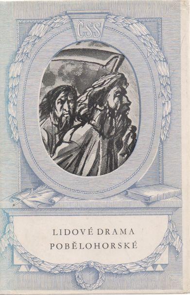 Josef Hrabák - Lidové drama pobělohorské