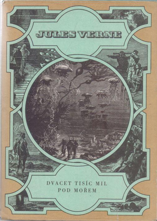Jules Verne - Dvacet tisíc mil pod mořem