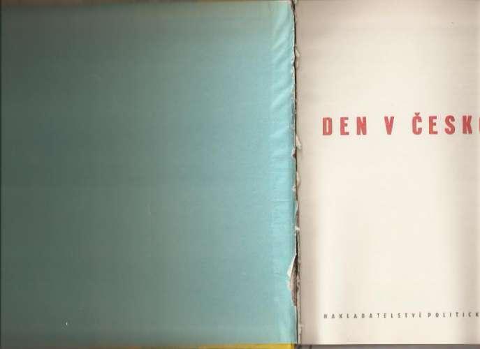 kolektiv autorů - Den v Československu