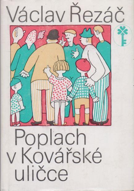 Václav Řezáč - Poplach v Kovářské uličce