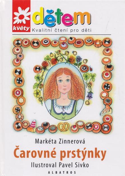Markéta Zinnerová - Čarovné prstýnky