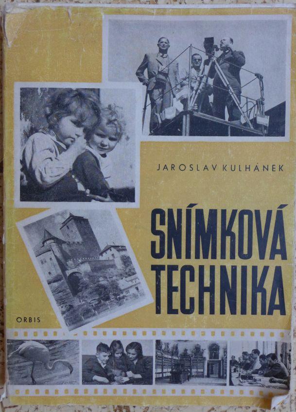 Jaroslav Kulhánek - Snímková technika