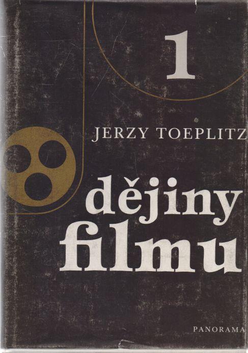 Jerzy Toeplitz - Dějiny filmu 1