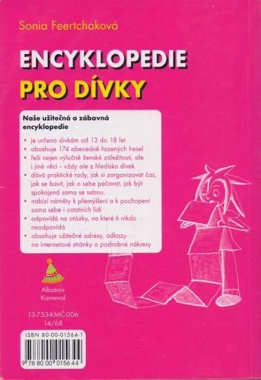 Sonia Feertchaková - Encyklopedie pro dívky