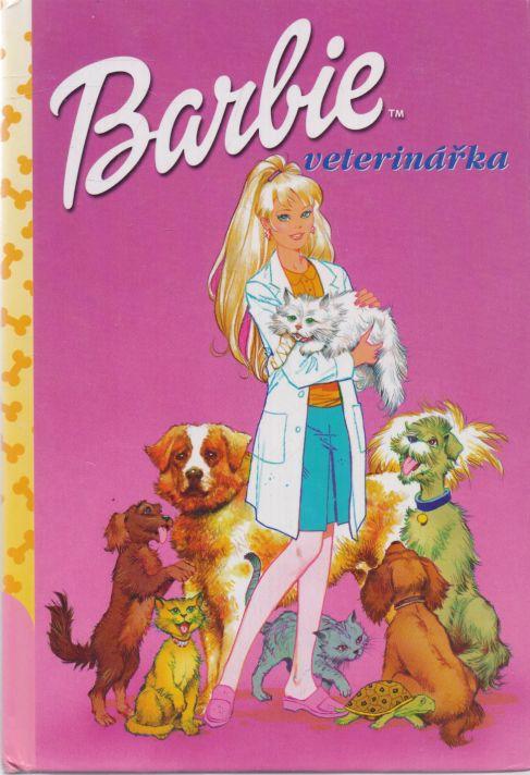 kolektiv autorů - Barbie veterinářka