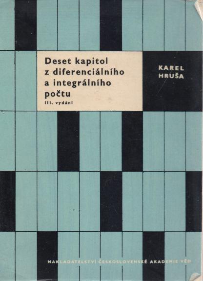 Karel Hruša - Deset kapitol z diferenciálního počtu