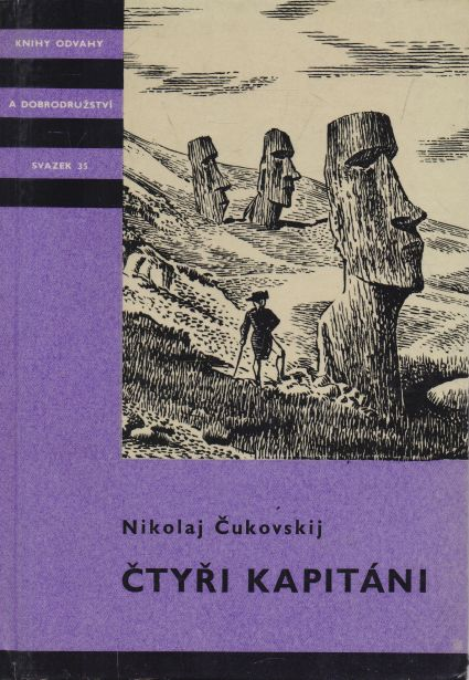 Nikolaj Čukovskij - Čtyři kapitáni