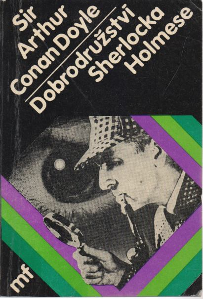 Arthur Conan Doyle - Dobrodružství Sherlocka Holmese
