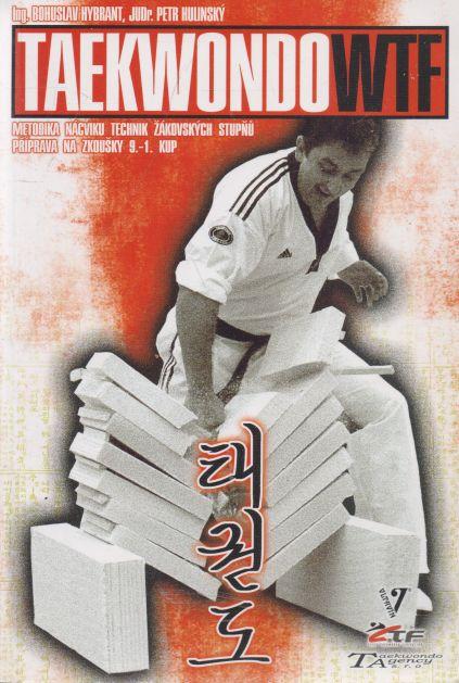 Bohuslav Hybrant, Petr Hulinský - Taekwondo WTF
