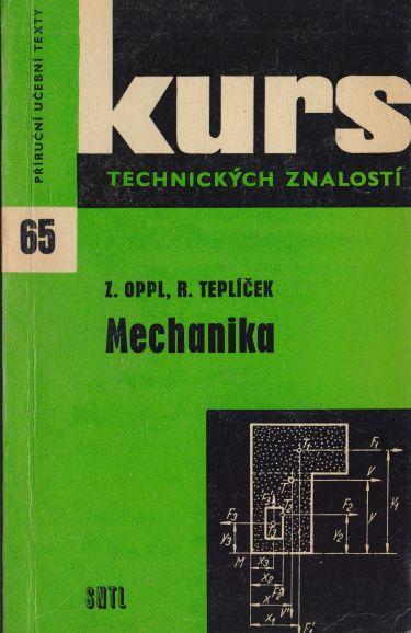Z. Oppl, R. Teplíček - Mechanika
